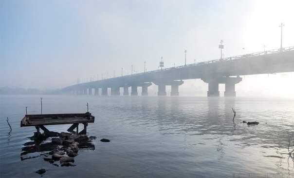 В столице три дня в реке ищут самоубийцу