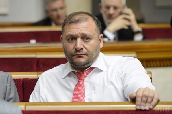 Михаил Добкин создал собственную политсилу