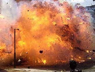 В Мьянме в результате взрыва пострадало более 20 человек