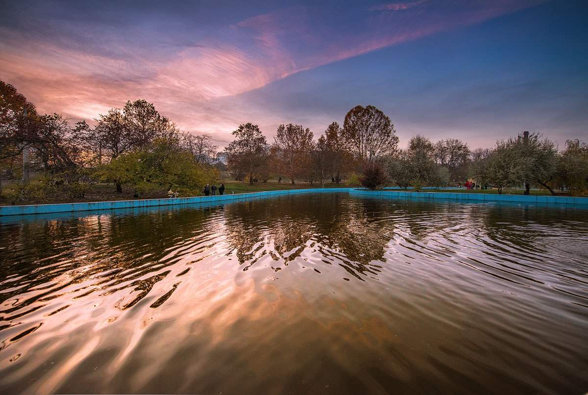 Завораживающие красоты Одессы (Фото)