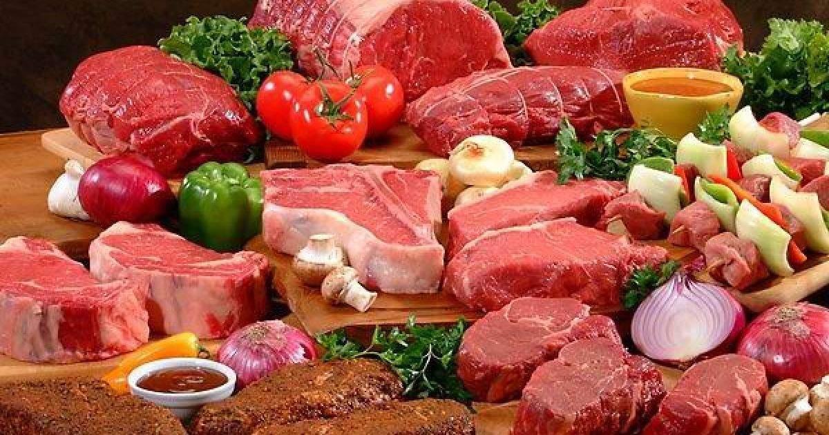 В Украине цена на мясо выросла на 40%
