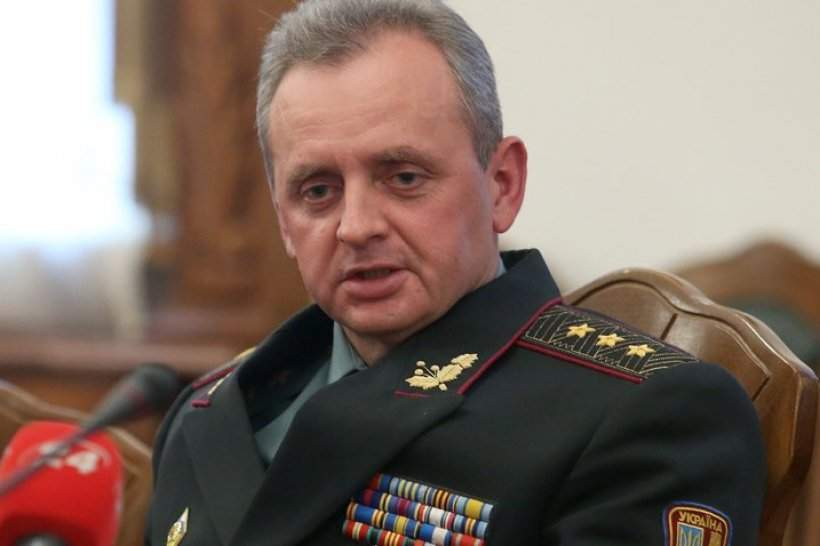 Муженко заявил о начале операции Объединенных сил на Донбассе
