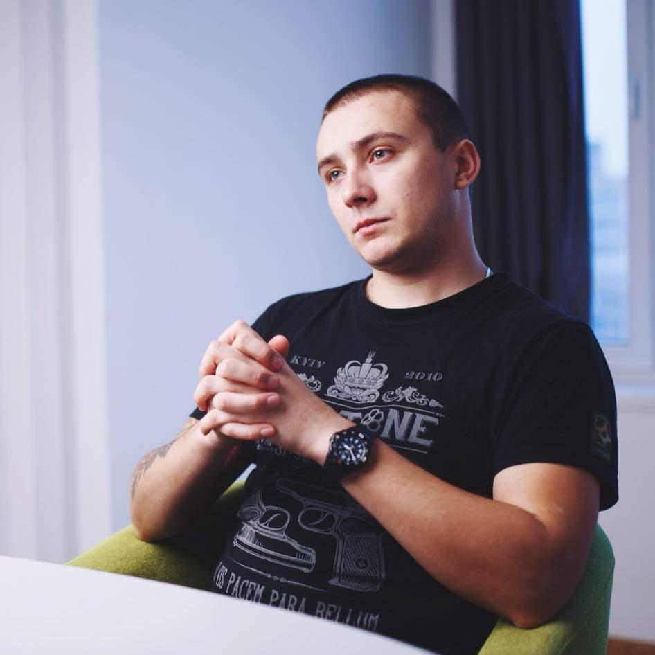 В Одессе  в ходе допроса  по делу  «наркобарона Стерненка» выяснилось, что точки сбыта наркотических веществ  охранял одесский