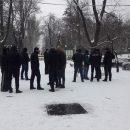 В одесский санаторий «Лермонтовский» ворвались  70 охранников и  захватили административное здание