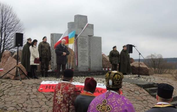 Во Львовскую область приедут представители правительства Польши, чтобы почтить память поляков, убитых