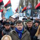 В Киеве задержали вооруженных сторонников Саакашвили, которые хотели захватить ВР