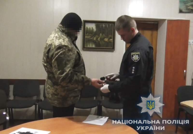 В Одессе преступники под видом полицейских совершили ограбление (Видео)