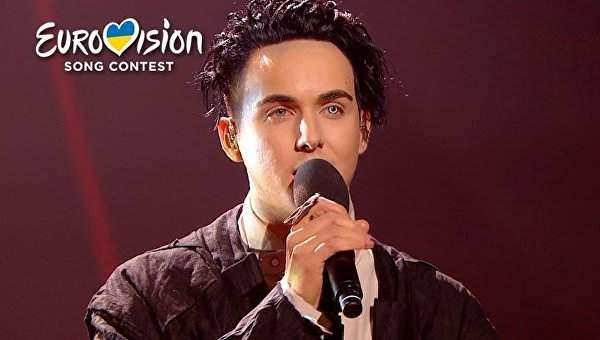 На Евровидение от Украины  отправится певец Melovin