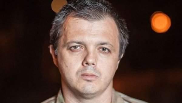 Семенченко обвинил Генпрокурора Луценко во лжи