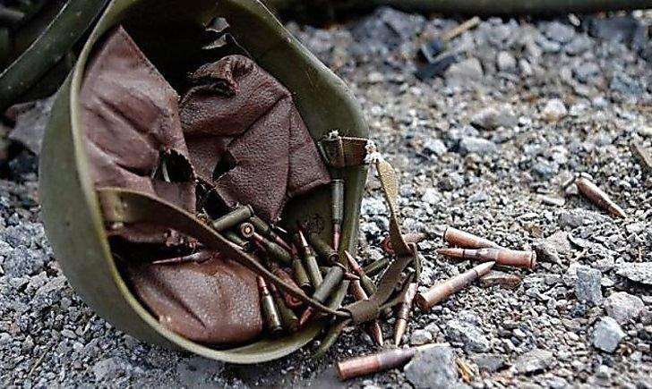 На Донбассе в рядах ВСУ очередные потери
