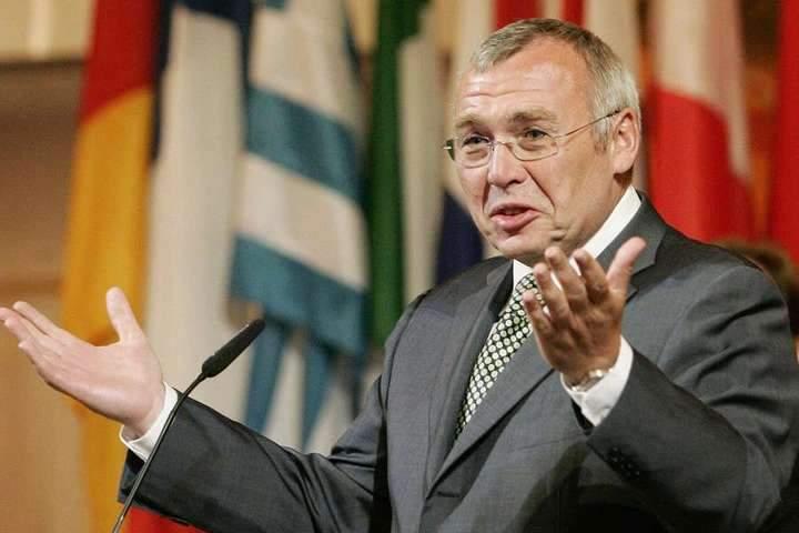 Экс-федеральный канцлер Австрии лоббировал сближение Украины с Евросоюзом