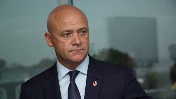 Соломенский суд Киева наложил арест на все имущество мэра Одессы