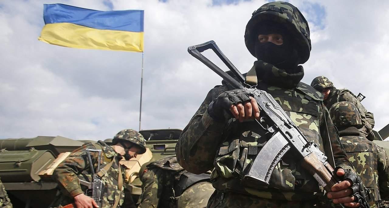 В зоне АТО пострадали 3 украинских военных