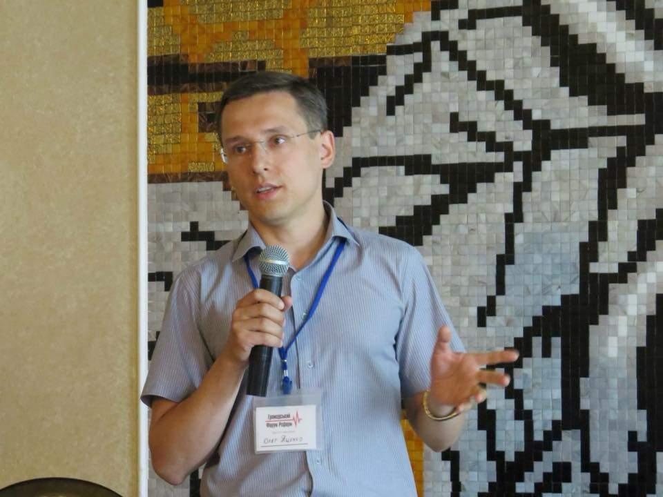 В Киеве жестоко избили журналиста, снимавшего
