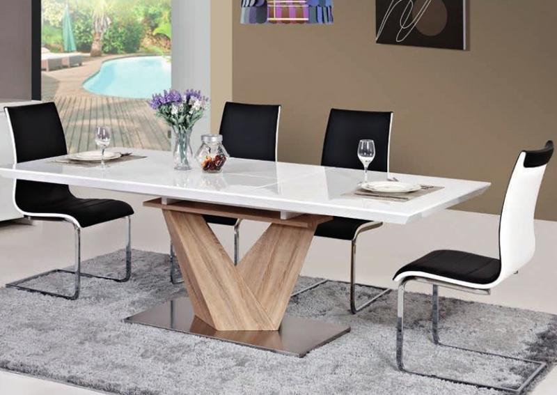 Стильные обеденные столы