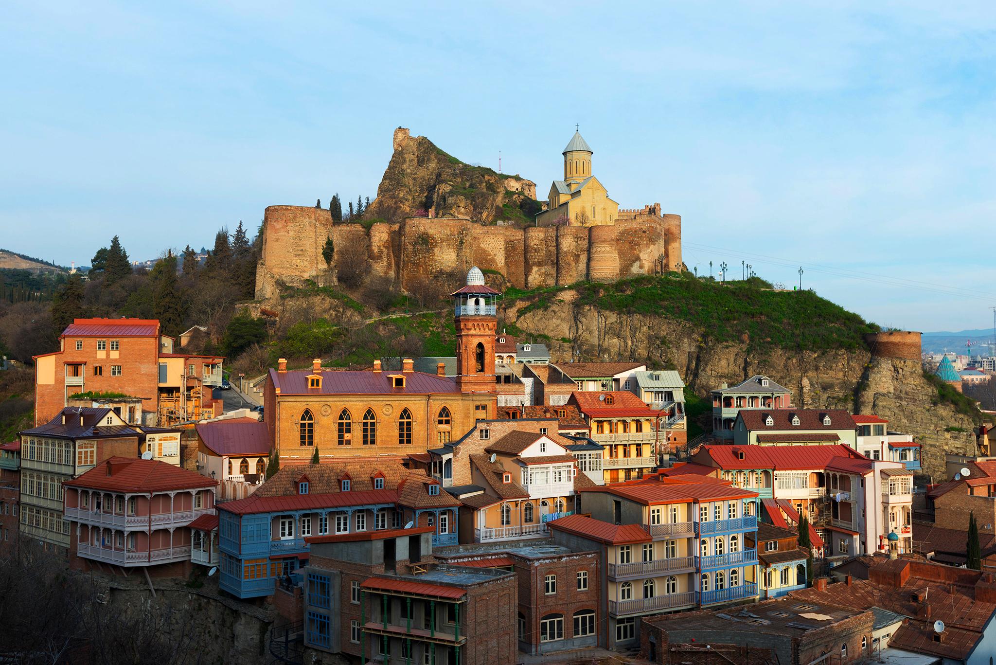 Все и даже больше об отдыхе в Тбилиси