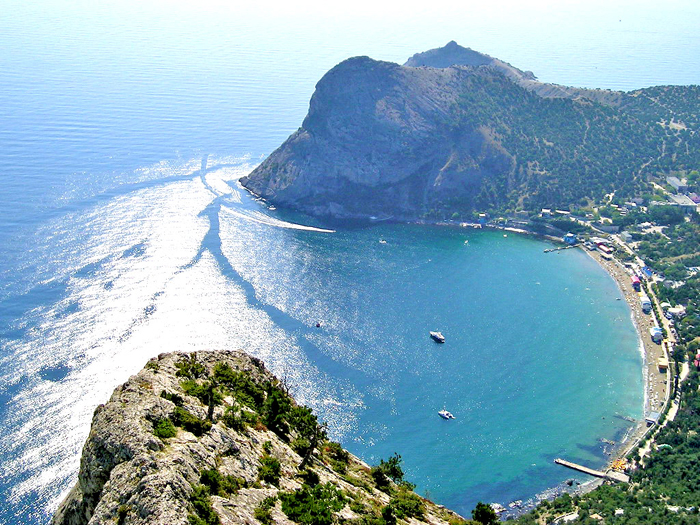 Лучшие пляжи современной Феодосии