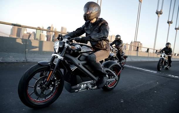 Harley-Davidson  будет изготовлять электромотоциклы
