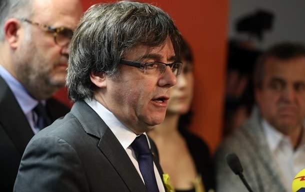 Пучдемон отказывается руководить правительством Каталонии в пользу Жорди