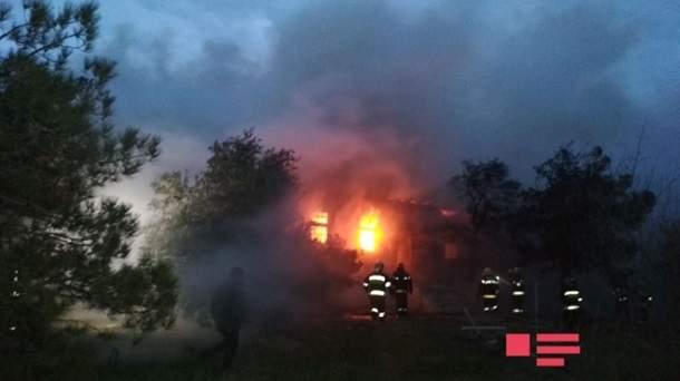 В столице Азербайджана произошел пожар в здании наркологического центра, 30 человек погибли и 4 пострадали