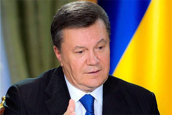 Янукович рассказал, о чем просил президента РФ  в своем обращении, которое написал в феврале 2014 года