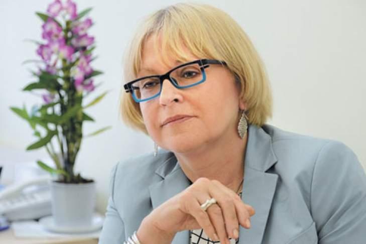 Амосова вернулась к должности ректора НМУ Богомольца