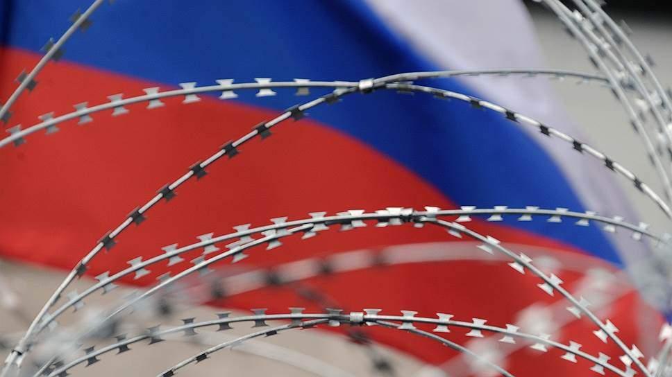 В США продлили антироссийские санкции еще на год