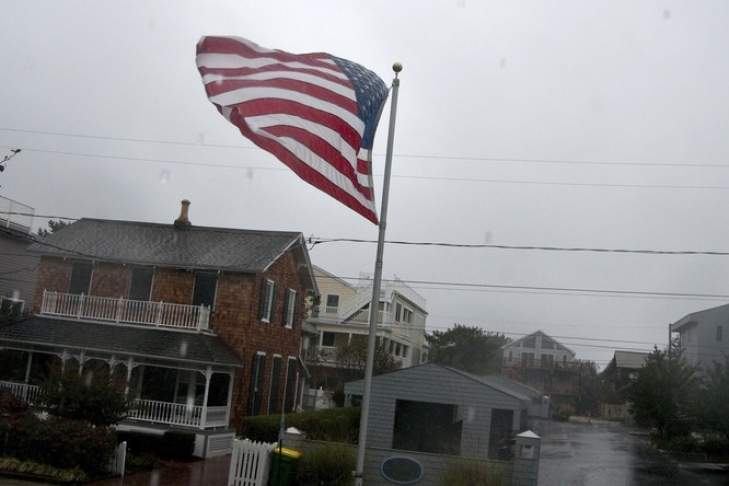 В США из-за сильного шторма погибли пять человек