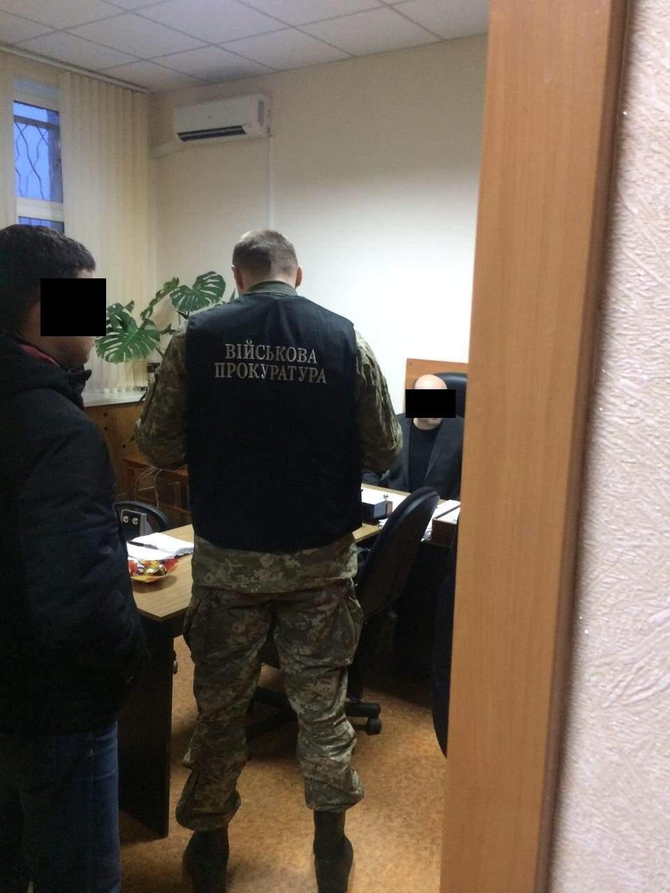 В Запорожской области чиновник ГФС