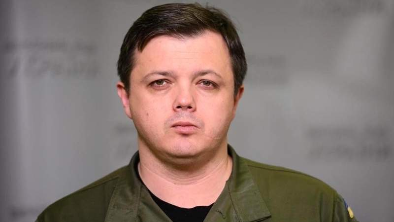 СМИ: Семенченко и бойцов батальона