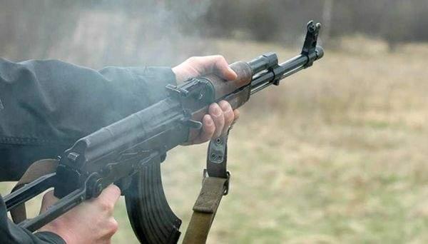 Четверо пьяных добровольцев ВСУ устроили вооруженный дебош в селе Павловка