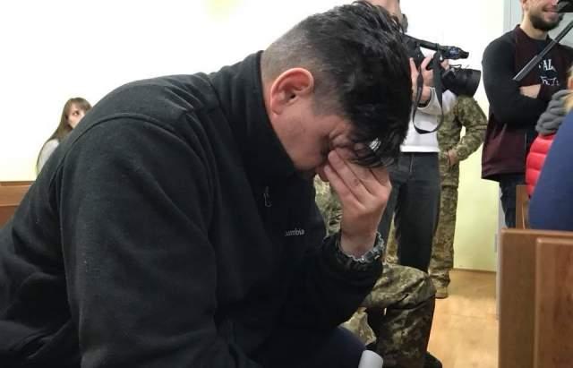 В Ужгороде суд  отправил экс-бойца АТО под стражу по делу об поджоге здания Общества венгерской культуры Закарпатья