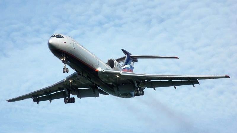 В Сирии потерпел крушение российский самолет: много погибших
