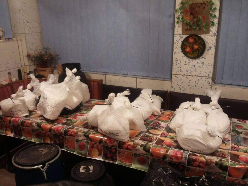 Правоохранители обнаружили во время обыска 141 кг трамадола