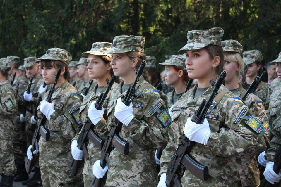 В Генштабе сообщили о количестве женщин в АТО