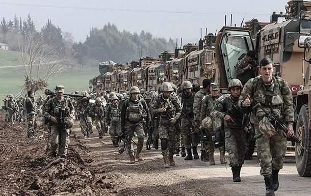 Турецкие военные в Африне взяли под контроль один из крупнейших городов