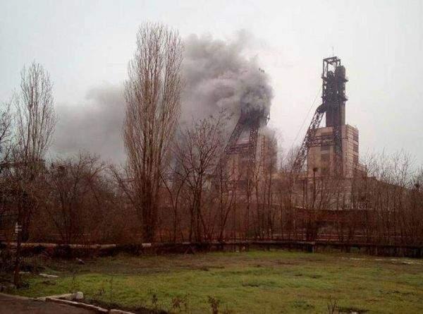 В Запорожской области на шахте произошло возгорание, пострадали шестеро горняков