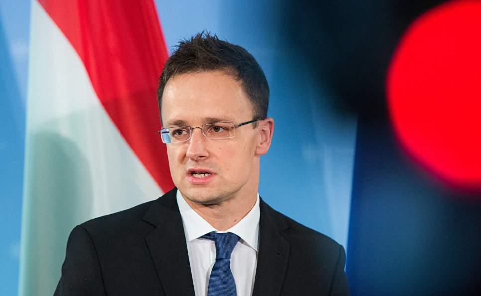 МИД  Венгрии заявил о направлении миссии наблюдателей ОБСЕ на Закарпатье