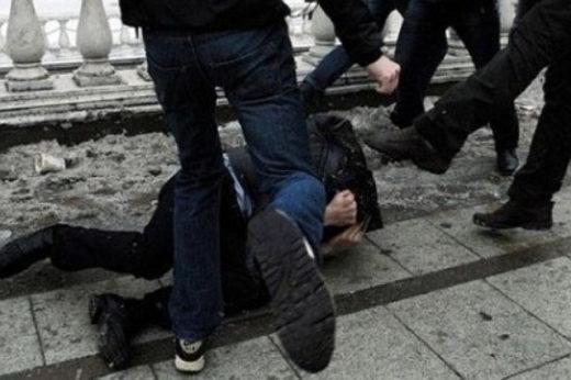 Толпа малолеток на Волыни избила АТОшника