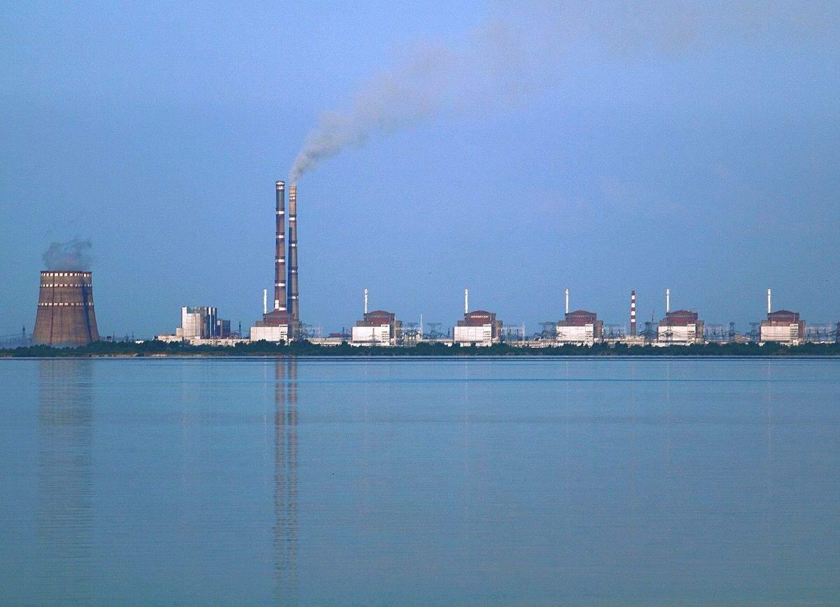 Четвертый энергоблок Запорожской АЭС отключили от электропитания на время ремонта