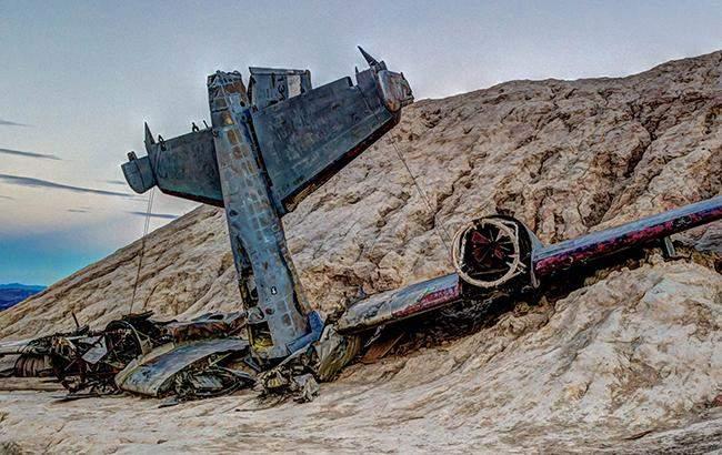 Жертвами авиакатастрофы в горах Ирана стали 11 человек