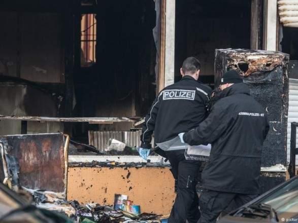 В столице Германии неизвестные подожгли турецкую мечеть