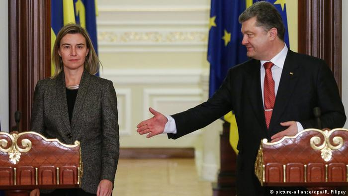 Депутат ЕС потребовала от Порошенко бороться с коррупцией