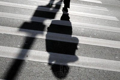 В Харькове юношу сбили на пешеходном переходе