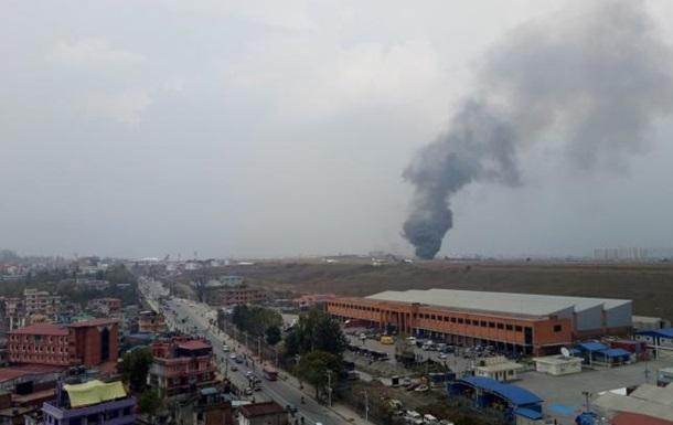 Ошибка экипажа могла стать причиной аварии самолета в Непале