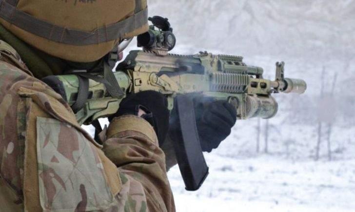 В зоне АТО снова нарушено перемирие. Двое военных ВСУ ранены