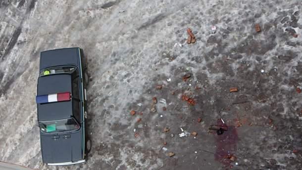 В Тернополе парень разбился при падении с многометровой высоты (фото)
