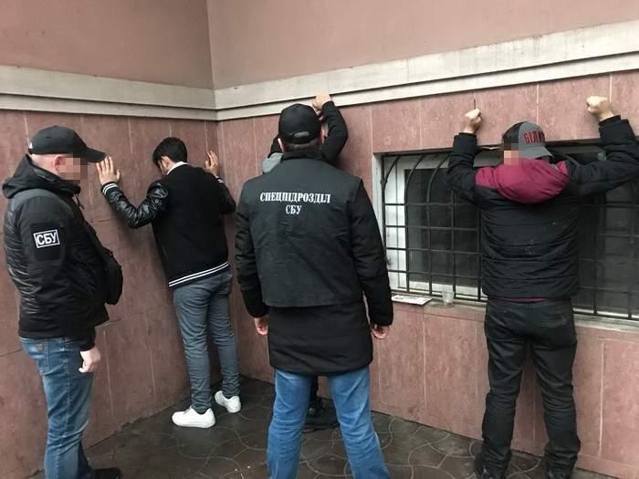 В Одессе иностранец организовал наркобизнес (Фото)