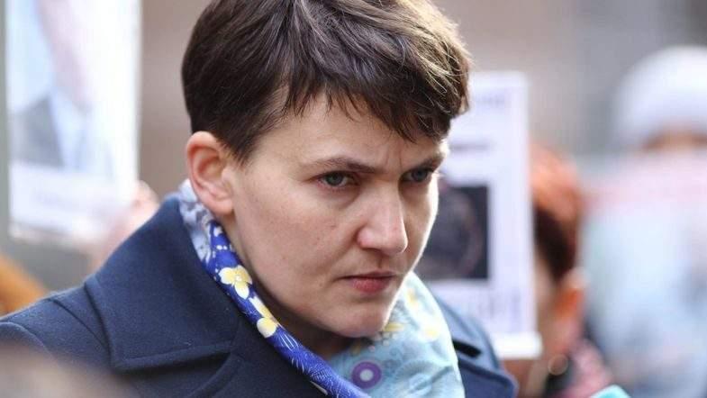 Генпрокуратура намерена допросить Савченко в деле о расстрелах на Майдане