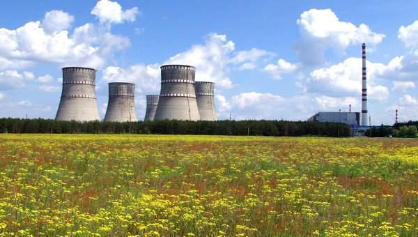 На Ровенской АЭС отключен  от энергосети второй энергоблок